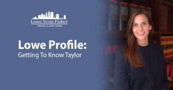 Image for Lowe Profile: Taylor Rose, Paralegal post