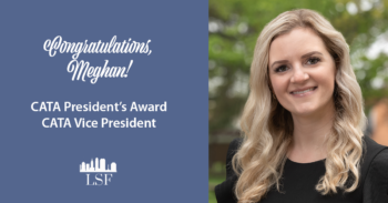 Image for Attorney Meghan P. Connolly Awarded CATA President's Award, Appointment to Vice President of Organization post