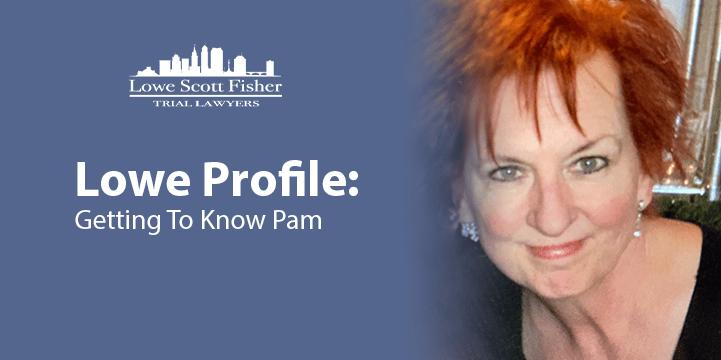 Image for Lowe Profile: Pamela Dayner, Legal Secretary post