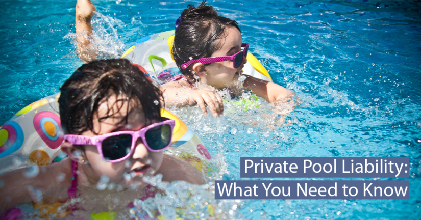 private pool liability