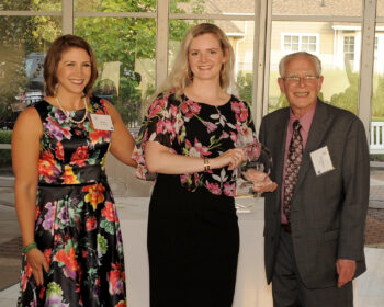 Image for Attorney Meghan Connolly Receives Professor Stephen Werber Professionalism Award post